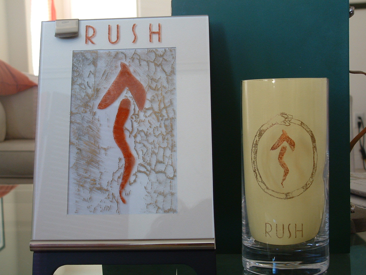 """From """"Snakes & Arrows"""" by the band RUSH"""